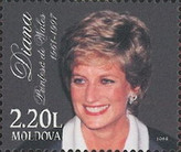 [Diana - Princess of Wales Commemoration, type IH]