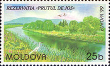 [EUROPA Stamps - Nature Reserves and Parks, type JB]