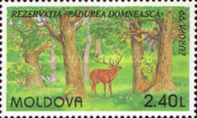 [EUROPA Stamps - Nature Reserves and Parks, type JC]