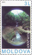 [EUROPA Stamps - Water, Treasure of Nature, type MG]