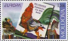 [EUROPA Stamps - Children's Books, type YD]