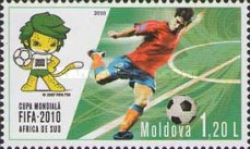 [Football World Cup - South Africa, type YG]