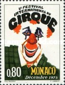 [The 2nd International Circus Festival, type ATW]