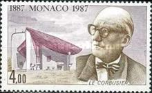 [The 100th Anniversary of the Birth of Charles Edouard Jeanneret, type BTD]