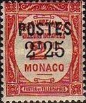 """[Postage Due Stamps Overprinted """"POSTES"""" or Surcharged Also, type CQ12]"""