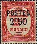 """[Postage Due Stamps Overprinted """"POSTES"""" or Surcharged Also, type CQ13]"""