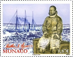[The 100th Anniversary of the Robert E. Peary`s North Pole Expedition, type DIJ]
