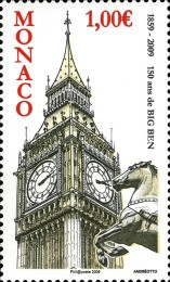 [The 150th Anniversary of Big Ben, type DKB]