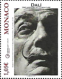 [The 20th Anniversary of the Death of Salvador Dali, 1904-1989, type ECQ]
