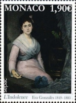 [SEPAC Issue - Artwork in National Collection, type EDY]