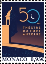 [The 50th Anniversary of the Fort Antoine Theater, type EEC]