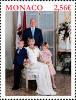 [Official Photo of the Prince and Family, type EFK]