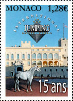 [The 15th International Jumping in Monte Carlo, type EFY]