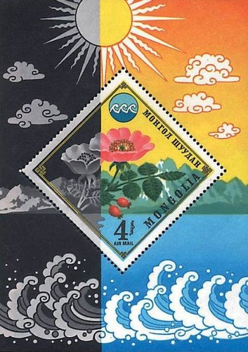 [Airmail - Environmental Protection, type ]