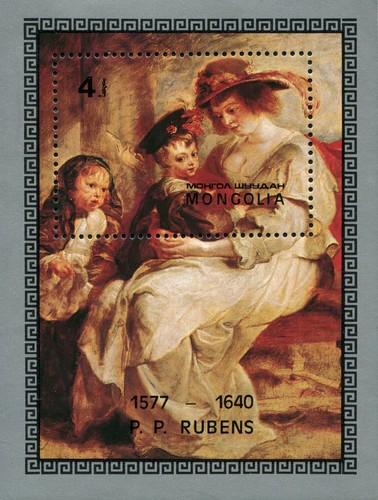 [The 400th Anniversary of the Birth of Peter Paul Rubens, type ]