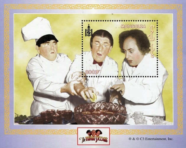 """[Television Show """"The Three Stooges"""", type ]"""