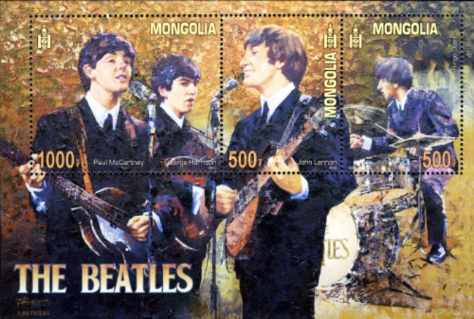 [The Beatles, type ]