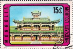 [Mongolian Architecture, type AES]