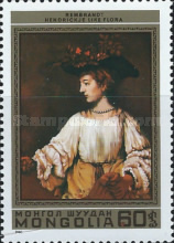 [The 375th Anniversary of the Birth of Rembrandt, 1606-1669, type AUG]
