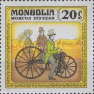 [History of the Bicycle, type AWL]