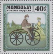 [History of the Bicycle, type AWM]