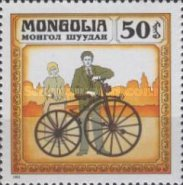[History of the Bicycle, type AWN]
