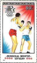 [Olympic Games - Los Angeles, USA, type BCQ]