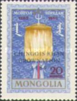 [The 800th Anniversary of Coronation of Genghis Khan, type BTK]