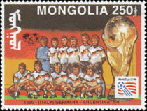 [Football World Cup - U.S.A. - Previous Winners, type CLC]