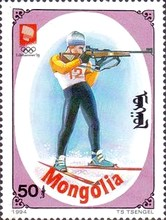 [Winter Olympic Games - Lillehammer, Norway, type CLF]