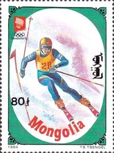 [Winter Olympic Games - Lillehammer, Norway, type CLH]
