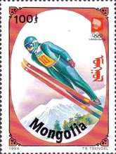 [Winter Olympic Games - Lillehammer, Norway, type CLI]