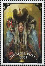 [Costumes of Mongolian Lords, type DIJ]