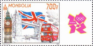 [Olympic Games - London, England, type EJE]