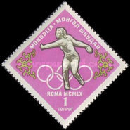 [Olympic Games - Rome, Italy, type FA]