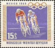 [Olympic Games - Mexico City, Mexico, type RA]