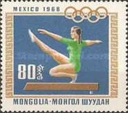 [Olympic Games - Mexico City, Mexico, type RE]