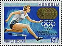 [Olympic Games' Gold-medal Winners, type RT]