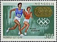 [Olympic Games' Gold-medal Winners, type RV]
