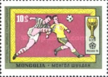 [Football World Cup - Mexico, type TZ]