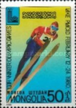 [Olympic Winter Games - Lake Placid, USA, type XTW]