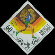 [Olympic Gold Medal Winners - Moscow, USSR, type ZVC]