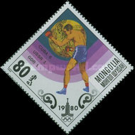 [Olympic Gold Medal Winners - Moscow, USSR, type ZVD]