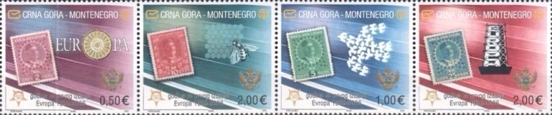 [The 50th Anniversary of EUROPA Stamps - White Frame, type ]