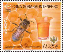 [EUROPA Stamps - Gastronomy, type AG]