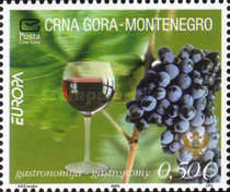 [EUROPA Stamps - Gastronomy, type AH]