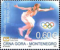 [Winter Olympic Games - Turin, Italy, type AM]