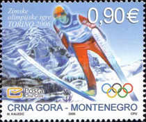 [Winter Olympic Games - Turin, Italy, type AN]