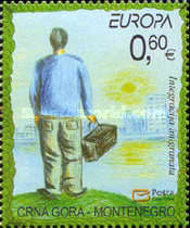 [EUROPA Stamps - Integration through the Eyes of Young People, type BB]