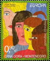 [EUROPA Stamps - Integration through the Eyes of Young People, type BC]